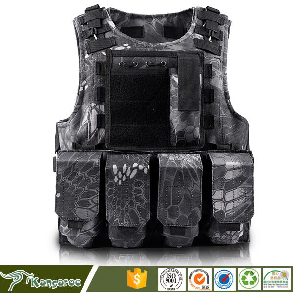 Fashion military tactical vest protective clothing