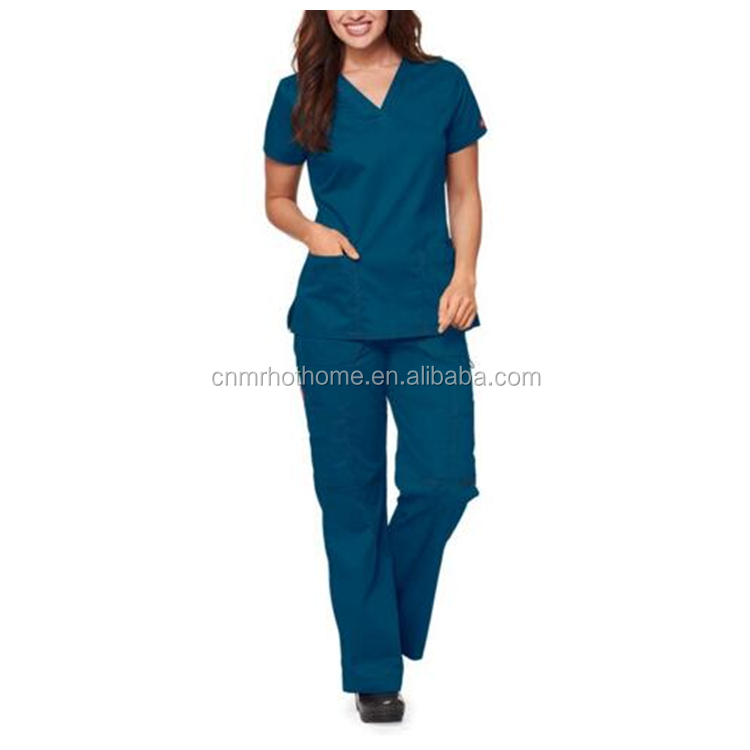 OEM Simple Comfortable Medical Uniforms