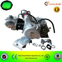 Baitai 50cc Automatic engine/ engine for mini ATV