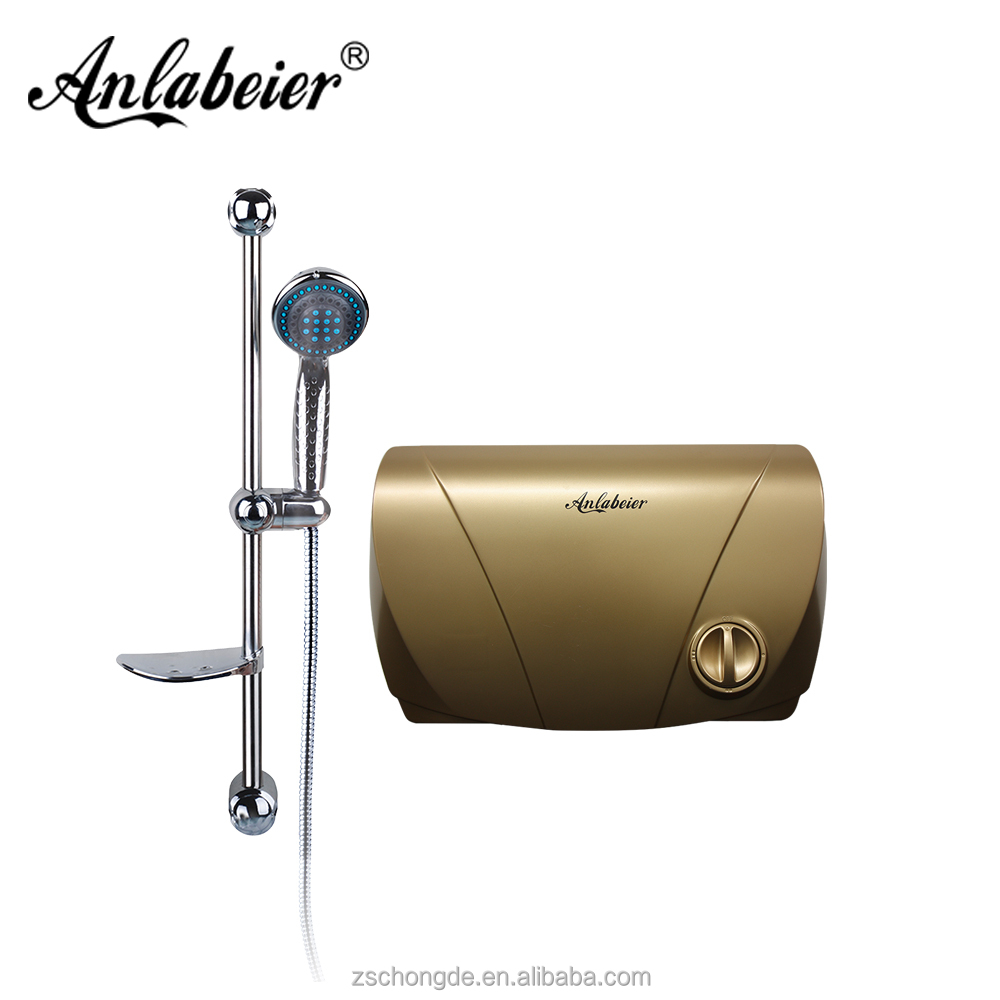 Promotion Shower Water Heater SJ-30 Tankless Hot Water Heating Bath Tub Low Power Instant Electric Water Heater