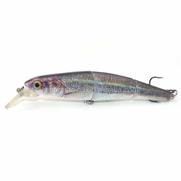 13Colors OEM Package Plastic Floating Minnow Hard Lure
