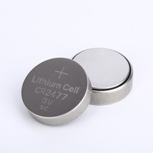 Cr2477 Cr 2477 Battery 3v Lithium Battery Button Cell Coin Cell Battery Cr2477