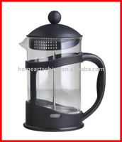 Plastic French Coffee Press coffee maker