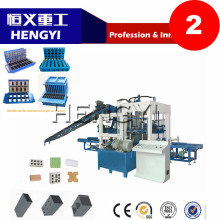 portable hollow concrete block making machine, concrete brick maker