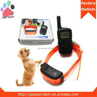Pet-Tech X-600B Electric shock dog behavior training collar for aggressive dogs