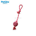 China Top quality pet toys dog chew cotton rope toys