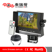 Hot Sale Wholesale Multifunction ahd car rear view system monitor