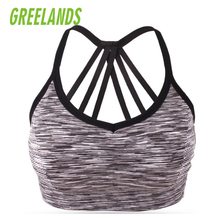Yiwu Sports Bra, Sport Bra Girl, Sex Girls Hot Sex Seamless Hsexy Girls Sport Vest Bra