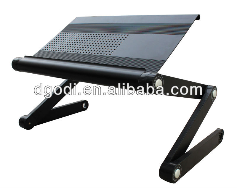 foldable bed serving table