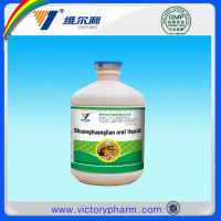 New Natural Herbal Shuanghuanglian liquid medicine for cold and high fever