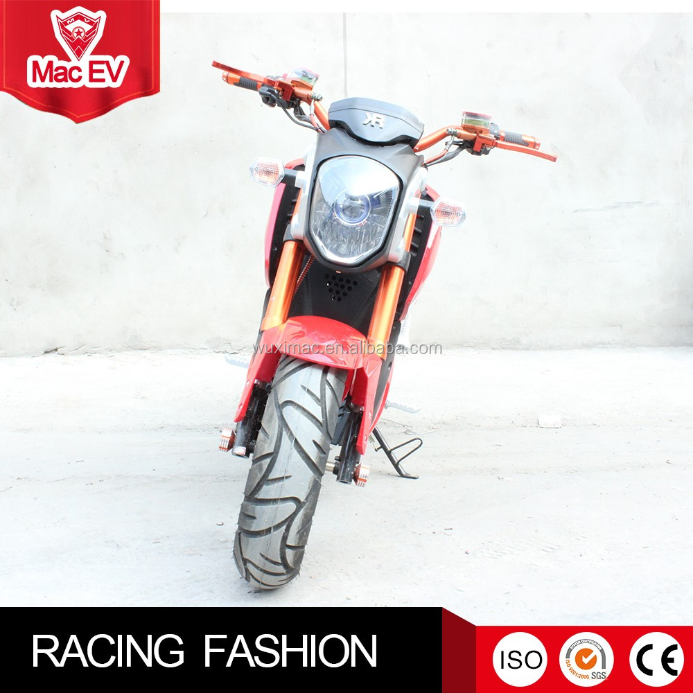 2017 new design electric eec motorcycle with lowest price made in China