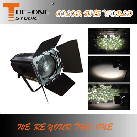 High power LED dmx studio theater fresnel stage lights