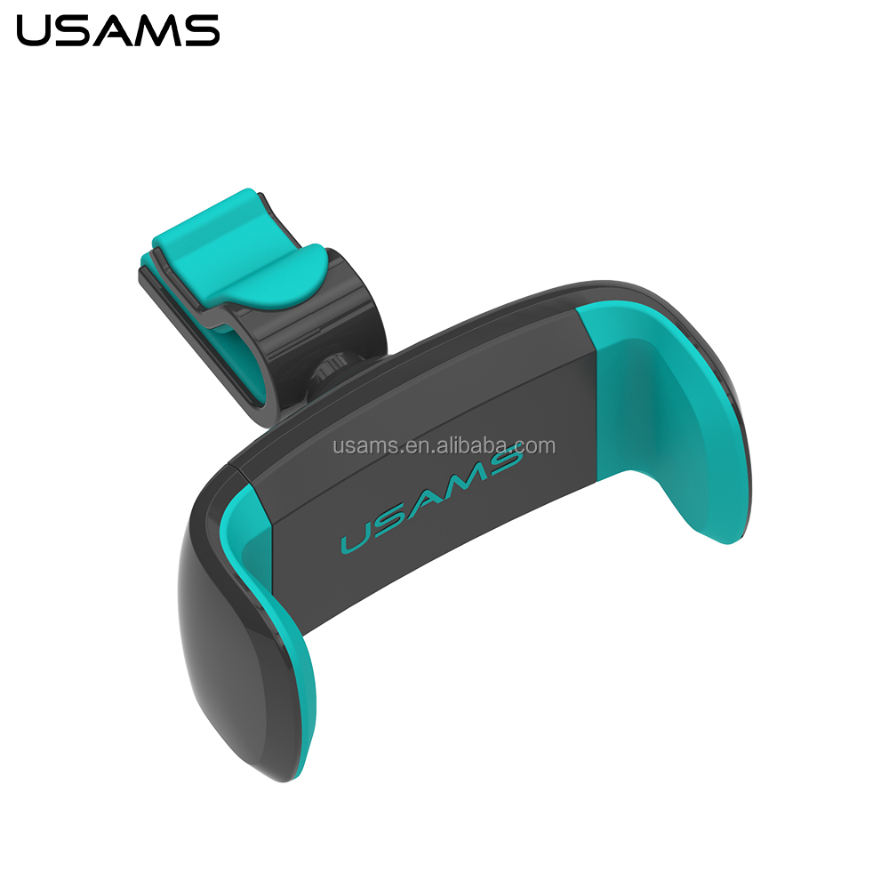 USAMS 2016 New Product ABS Air Vent Car Holder for iPhone