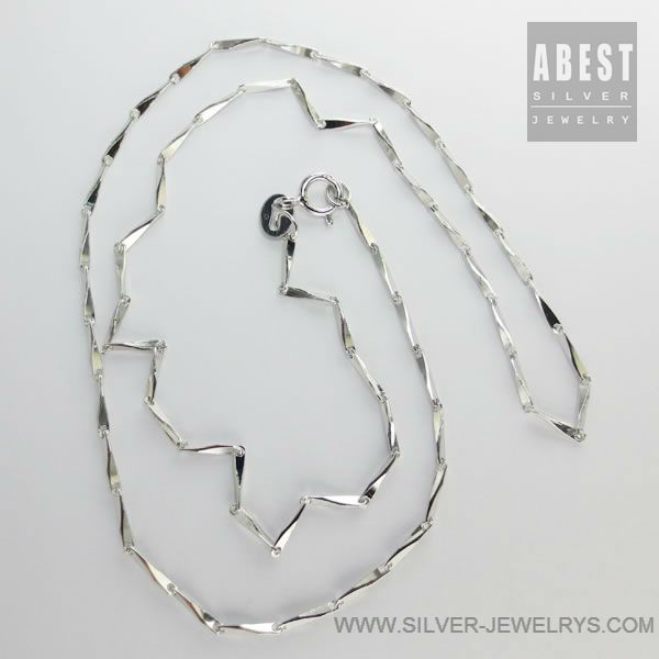 Sterling Silver Jewelry Findings 925 Silver Chains
