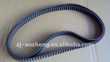 Transmission timing belt rubber belt(345LAHR075) high temperature resistant conveyor/motorcycle parts