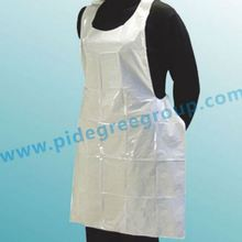 disposable kitchen plastic pe apron