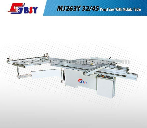 MJ263Y-32 Sliding Table panel Saw