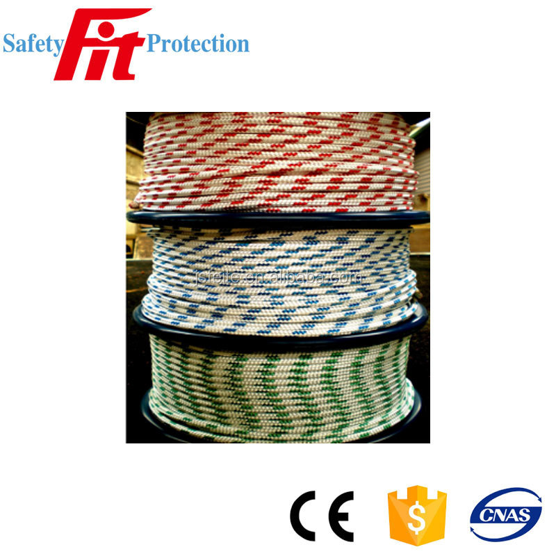 Double Braided Polyester Yacht Safety Rope