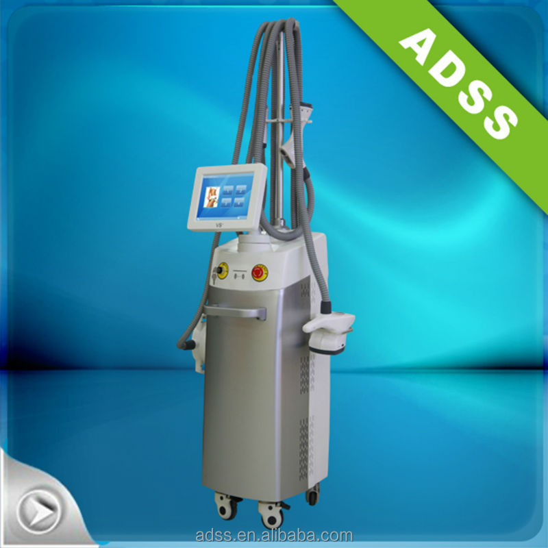 Vacuum shape anti cellulite body slimming face lifting machine