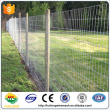 Chinese products hot dipped galvanized farm cheap field fence
