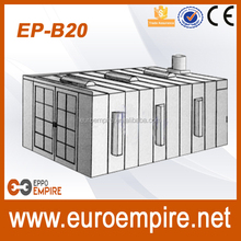 EP-B20 New products Alibaba China furniture painting booth / car paint cabin / car paint room