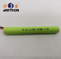 Ni-MH Rechargeable battery pack 2/3AAA 350mAh 3.6v