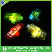 4 Packed Mini Lighted Finger Toy For Kids