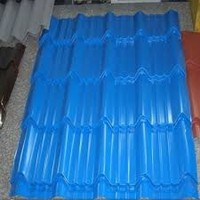 840 size blue color corrugated steel sheet
