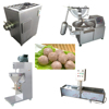 Meat Ball,Fish Ball Forming,Boiling Production Line