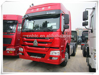 HOWO good quality 6*4 heavy duty tractor truck for sale