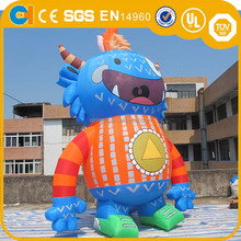 7 meter Advertising/event/promotional inflatabel animal cartoon/model/inflatable Rhinoceros