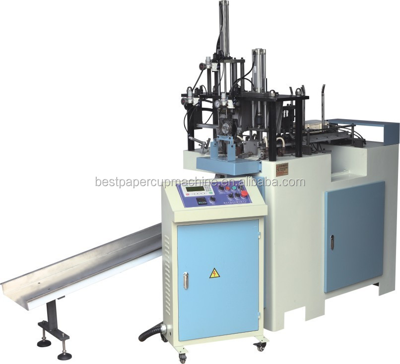 Auto Paper Feeding fried chicken box making machine