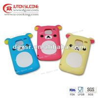 Soft Feeling Silicone Mobile phone case