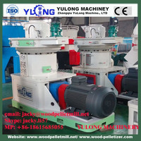 wood briquette press china CE quality / pellet making machine