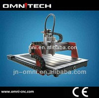 MINI and desktop CNC advertisement router 0609 OMNI 2*3 promotion price