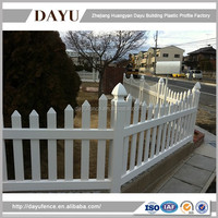 Low Cost High Quality Garden Fence