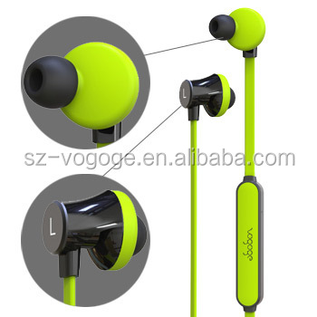 Sports wireless bluetooth earbuds from Vogoge unique design earbud