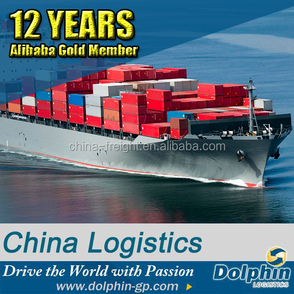China sea freight fcl&lcl reliable high quality container shipping service to Algiers with good rate