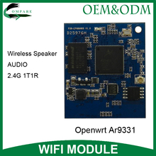Compare 1t1r wifi repeater openwrt router atheros ar9331 wifi module for iot manufaturer