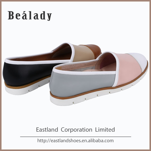 Made in china hot sale soft mixed color motorcycle loafers shoes