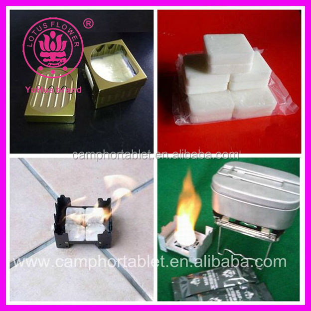 New arrival Hexamine Solid Fuel Tablets firelighter