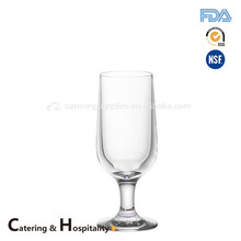 polycarbonate drinkware recycled plastic drinking glasses red wine water goblet glass