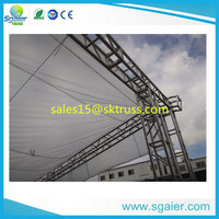 flat roof trusses with metal roof truss design in alibaba Truss store 2015