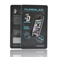 Hot selling 3d screen protector for iphone 6s with custom packaging service