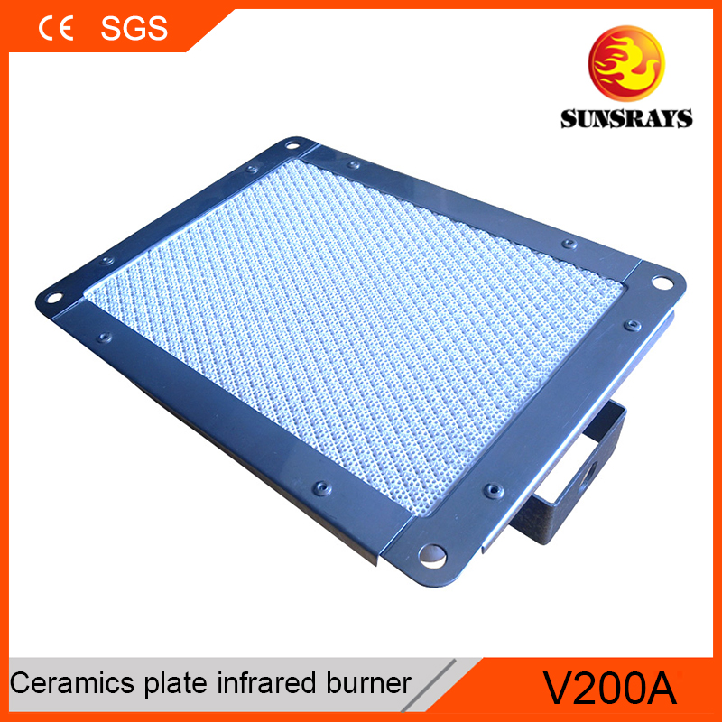 Infrared Food Processing Burner professional bbq gas grill