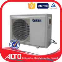 Alto AS-H28Y 8kw/h quality certified mini plastic swimming pool water portable pool heater