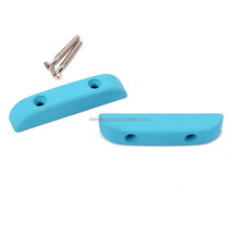 Metal Thumbrest Thumb Rest for Jazz Precision Bass with screw Blue sky colour candy color