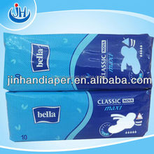 Bella Straight & 280mm Sanitary Napkins