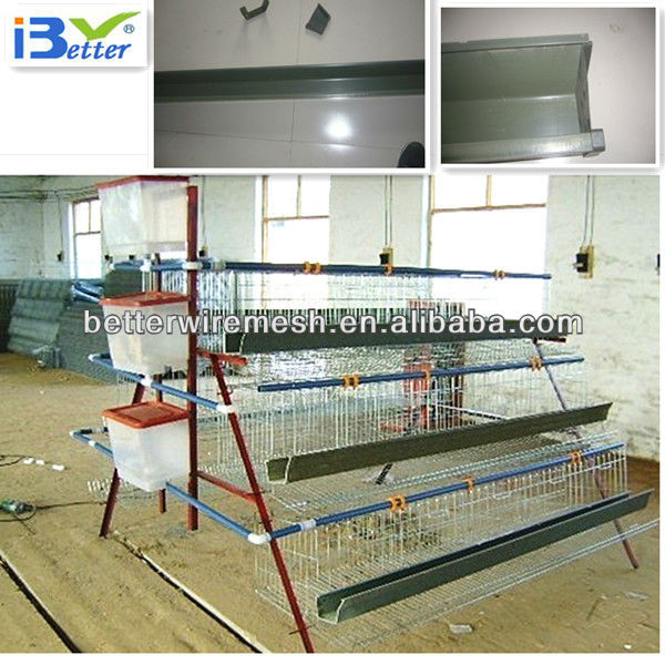 Good quality BT factory A-160 type chicken coop with large run (Welcome to Visit my factory)