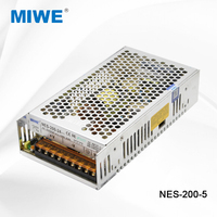 Wholesaler nes 200w ac to dc adjustable switching power supply 5v